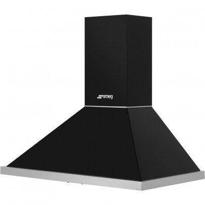 Smeg KPF9AN 90cm 'Portafino' Chimney Hood – Anthracite