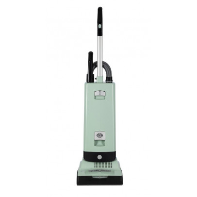 Sebo 91545GB X7 ePower Bagged Upright Vacuum – Pastel Mint