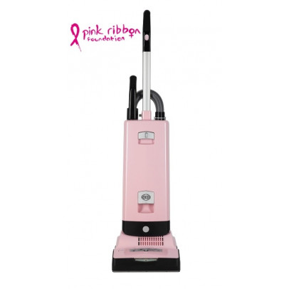 Sebo 91547GB X7 ePower Bagged Upright Vacuum – Pastel Pink