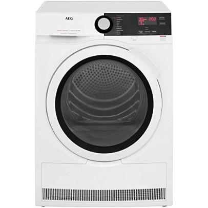 AEG T7DBE831R 8Kg Heat Pump Condenser Dryer