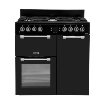 Leisure CK90F232K 90cm Cookmaster Dual Fuel Range Cooker – Black