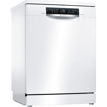 Bosch SMS67MW00G Dishwasher with Cutlery Tray & Zeolith Technology