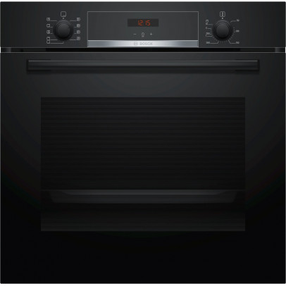 Bosch HBS534BB0B Built-In Single Oven – Black