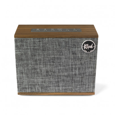 Klipsch Heritage Groove-W Portable Bluetooth Speaker – Walnut