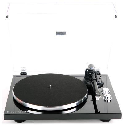 Blue Aura PG1 Blackline Turntable with Phono Stage & Bluetooth – Black
