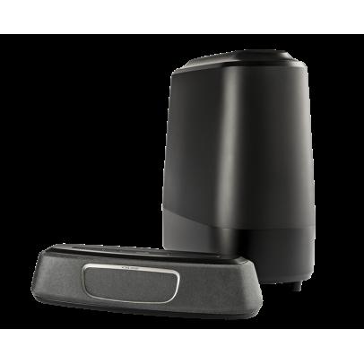 Polk Magnifi Mini Soundbar & Wireless Subwoofer with Bluetooth