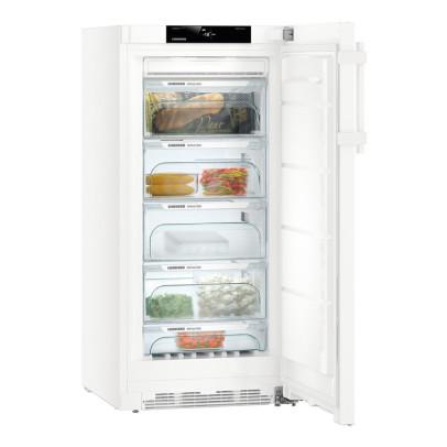 Liebherr GN2835 60cm Upright Frost Free 'BluPerformance' Freezer – White