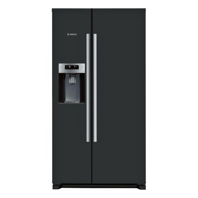 Bosch KAD90VB20G 91cm Plumbed Frost Free USA Fridge Freezer – Black
