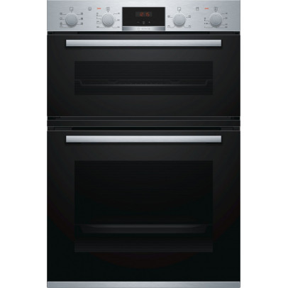 Bosch MBS533BS0B Built-In Double Oven – Stainless Steel
