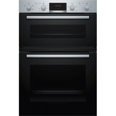 Bosch MHA133BR0B Built-In Double Oven – Stainless Steel