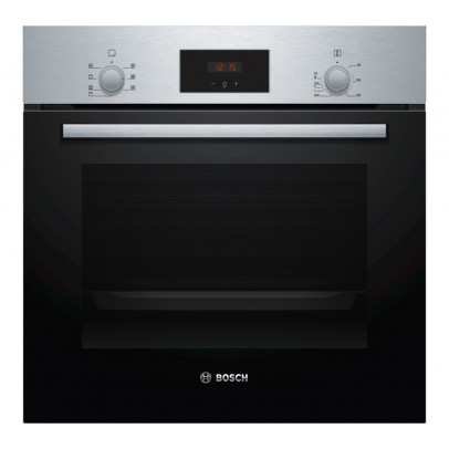 Bosch HBF113BR0B Built-In Multifunction Single Oven – Stainless Steel