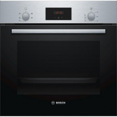 Bosch HHF113BR0B Built-In Single Oven – Stainless Steel
