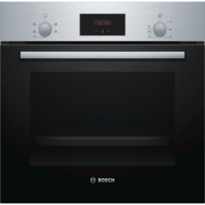 Bosch HHF313BR0B Built-In Single Oven – Stainless Steel