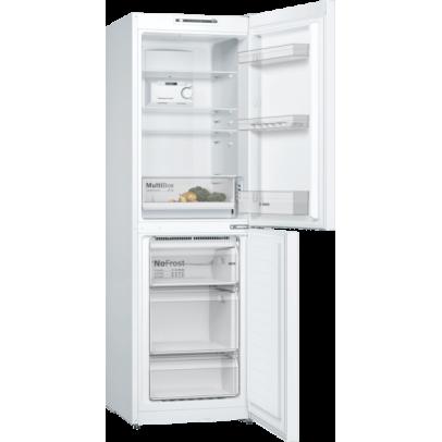 Bosch KGN34NWEAG 60cm Frost Free Fridge Freezer – White