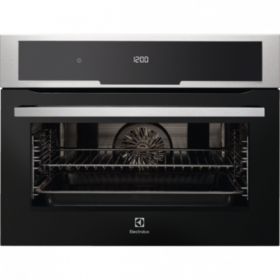 Electrolux EVY5841BAX Built-In Compact Oven – Stainless Steel