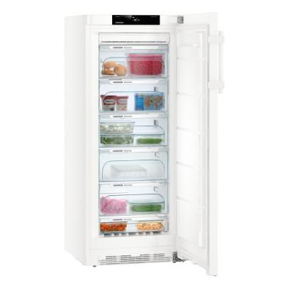 Liebherr GN3235 60cm Upright Frost Free 'BluPerformance' Freezer – White