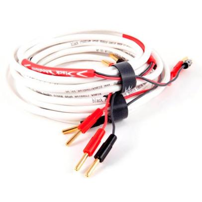 Black Rhodium Opus Pre-Terminated Speaker Cable – 2m