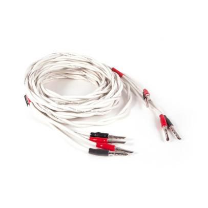 Black Rhodium Twirl Pre-Terminated Speaker Cable – 3m
