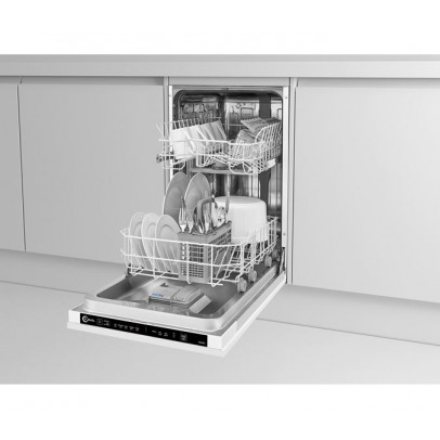 Flavel FDW453 Integrated Slimline Dishwasher