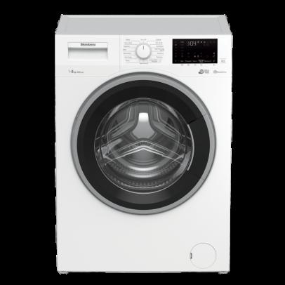Blomberg LWF184410W 8Kg Washing Machine with Steam