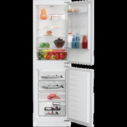 Zenith ZICSD355 Integrated 50/50 Fridge Freezer