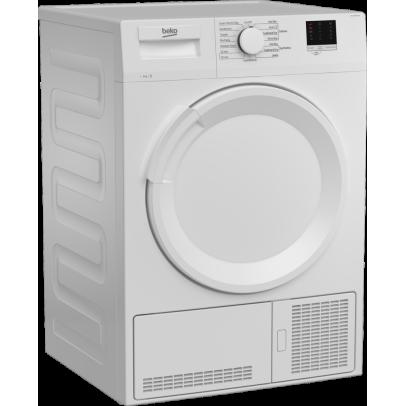 Beko DTLCE80041W 8Kg Condenser Dryer