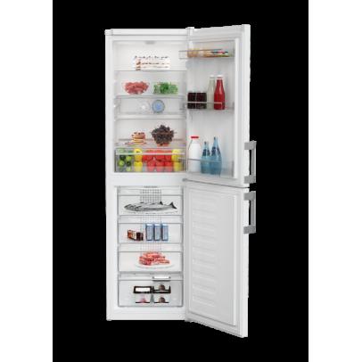 Blomberg KGM4553 55cm Frost Free Fridge Freezer – White