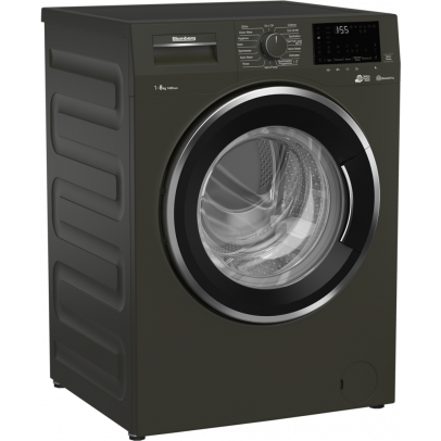 Blomberg LWF184420G 8Kg Washing Machine with Steam – Graphite