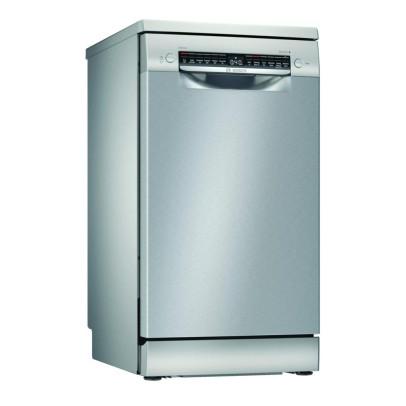 Bosch SPS4HKI45G Slimline Dishwasher – Stainless Steel