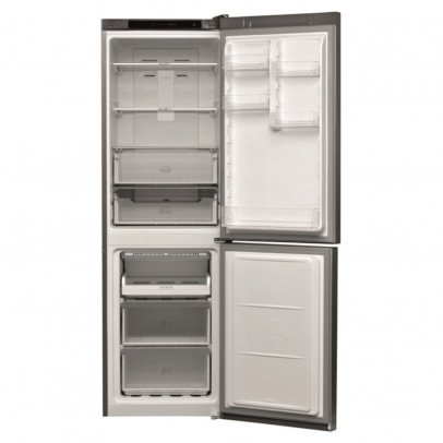 Hotpoint H3T811IOX1 60cm Frost Free Fridge Freezer – Stainless Steel