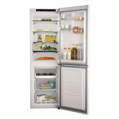 Hotpoint H3T811IOW1 60cm Frost Free Fridge Freezer – White