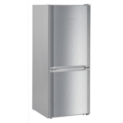 Liebherr CUEL2331 55cm 'Smart Frost' Fridge Freezer – Stainless Steel