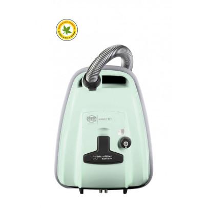 Sebo 93661GB K1 ePower Bagged Cylinder Vacuum – Pastel Mint