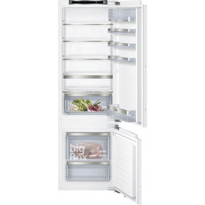 Siemens KI87SAFE0G Integrated 70/30 Low Frost Fridge Freezer – Door-on-Door Fitting