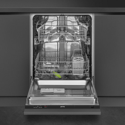 Smeg DI612E Integrated Dishwasher