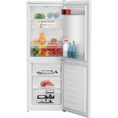 Zenith ZCS3552W 55cm Fridge Freezer – White