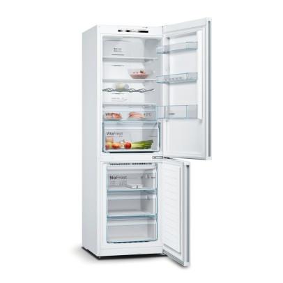 Bosch KGN36VWEAG 60cm Frost Free Fridge Freezer – White