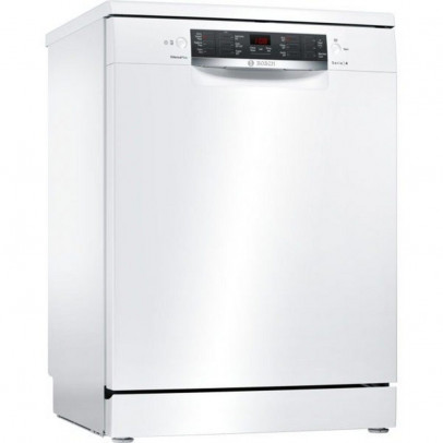 Bosch SMS46MW05G Dishwasher with Cutlery Tray – White