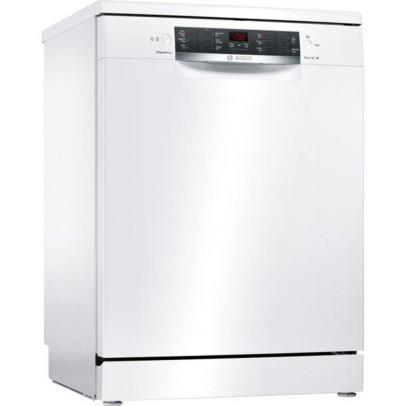 Bosch SMS46MW05G Dishwasher with Cutlery Tray – White