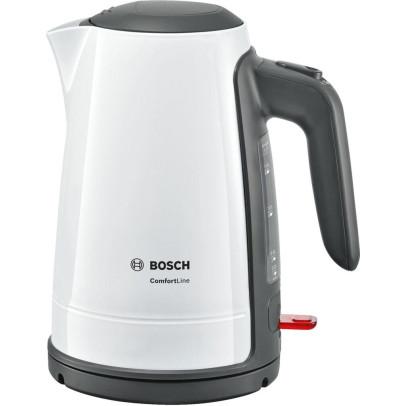 Bosch TWK6A031GB 1.7L ComfortLine Jug Kettle – White