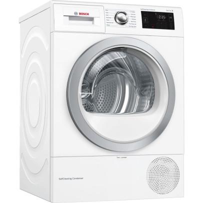 Bosch WTWH7660GB 9Kg Heat Pump Condenser Dryer