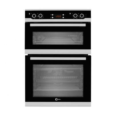 Flavel FLV92FX Built-In Double Oven – Stainless Steel