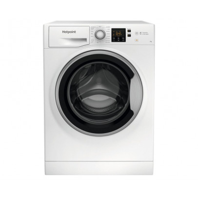 Hotpoint NSWE742UWSUKN 7Kg Washing Machine with Steam – White