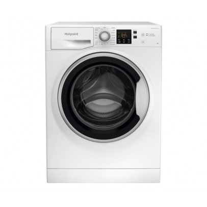 Hotpoint NSWE963CWSUKN 9Kg Washing Machine with Steam – White