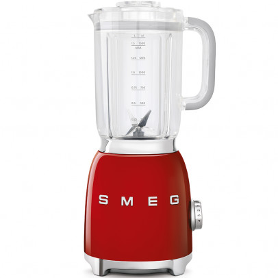 Smeg BLF01RDUK Retro 800W Jug Blender – Red