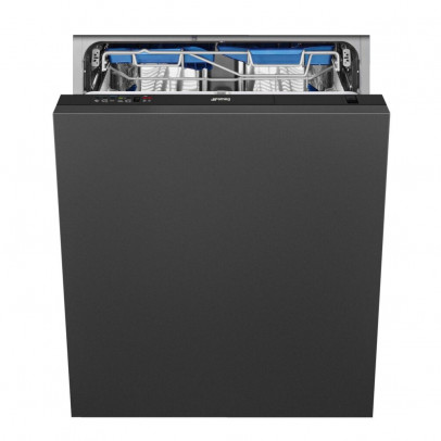 Smeg DI13EF2 Integrated Dishwasher with Cutlery Tray