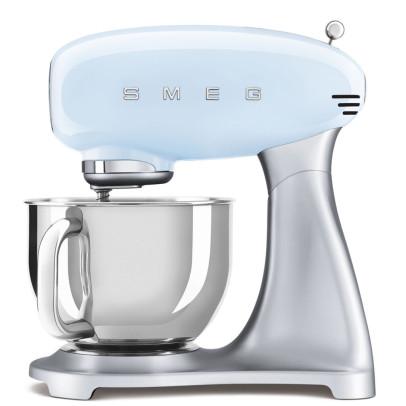 Smeg SMF02PBUK Retro Stand Mixer – Pastel Blue