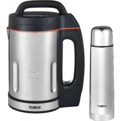 Tower T12055BF 1.6L Soup Maker & 500ml Flask
