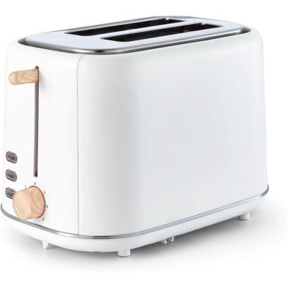 Tower T20027 2-Slice Scandi Toaster – White
