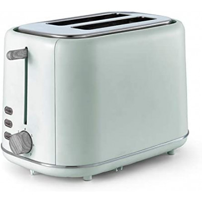 Tower T20027GRN 2-Slice Scandi Toaster – Sage Green